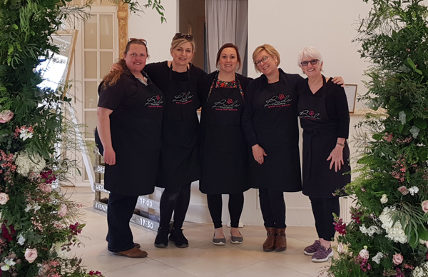 Buds Floristry Team